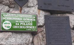 Dolina Chocholowská - Polana Chocholówska