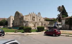 Sicílie _ Sirakusa - Sant Giovanni Evangelista