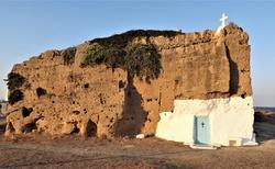 Autenticky kostol Agios Nikolaos