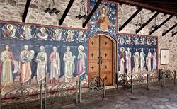 V Great Meteora Monastery