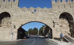Rhodos - Arsenal gate