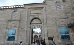 Istanbul - Suleymanova mešita