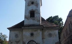 03 HOŘOVIČKY Kostel Nejsvětější Trojice