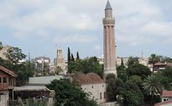 Antalya - historické centrum