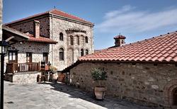 V Monastery Great Meteora