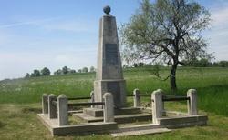 památník Makléřov