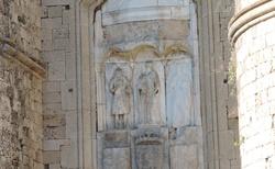 Rhodos - Old Town - Přístavní brána
