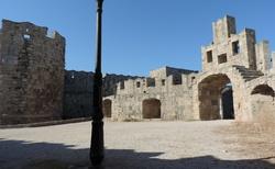 Rhodos - brána Sv. Pavla