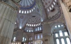 Istanbul - Modrá mešita